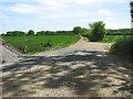 TM4193 : Footpath to Boundary Farm by Evelyn Simak
