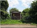 SJ3653 : Electricity Substation on Borras Road by Jeff Buck