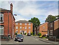 SJ9496 : Old Dairy Mews by Gerald England