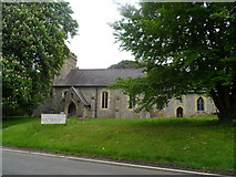 TL6153 : St Mary's, Weston Colville by Bikeboy
