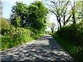 H1269 : Road at Mullaghduff by Kenneth  Allen
