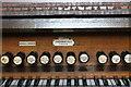 SE8000 : Organ console, St Martin's church, Owston Ferry by J.Hannan-Briggs
