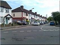TQ2572 : Suburban housing in Dawlish Avenue by David Martin