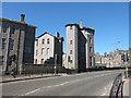 NJ9306 : Annex to Aberdeen Royal Infirmary (Woolmanhill) by Bill Harrison