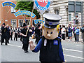 SJ8397 : Greater Manchester Police, Manchester Day Parade by David Dixon