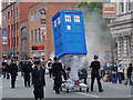 SJ8397 : Tardis or Police Box? by David Dixon