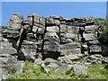 SK2772 : Birchen Edge rocks by Andrew Hill