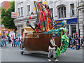SJ8397 : Pirate Ship, Manchester Day Parade by David Dixon