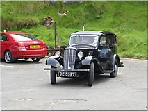 D0345 : Classic car, Ballintoy by Kenneth  Allen