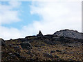 NG4920 : The Maryon Monument seen from the path to Coruisk by John Lucas