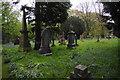 NU2406 : Warkworth Cemetery by Bill Boaden