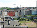 NT2673 : The back of Canongate by M J Richardson