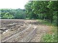 TQ0285 : Public footpath near Denham by Malc McDonald