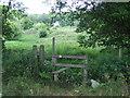 TQ0285 : Stile near Denham by Malc McDonald