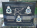 TL7439 : R.A.F.  Ridgewell Memorial by Keith Evans