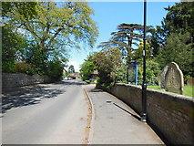 SP2760 : Church Street, Barford by Ian S