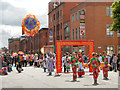 SJ8397 : Deansgate, Manchester Day Procession by David Dixon