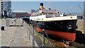 "J3575 : The SS ""Nomadic"", Belfast (2013-2) by Albert Bridge"