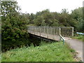 ST7182 : Footbridge over the River Frome, Yate by Jaggery