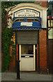 TQ3390 : Station Buildings, Bruce Grove by Julian Osley