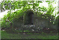 SE8675 : Remains of the old ice house, Scampston Hall by Pauline E