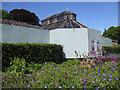 SE8675 : Conservatory restoration, Scampston Hall by Pauline E