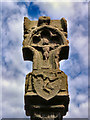 SC4991 : Maughold Parish Cross by David Dixon