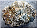 SD7399 : Interesting mineral, Fell End Clouds by Karl and Ali