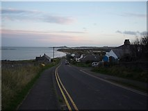 NU2424 : Low Newton-by-The-Sea by DS Pugh