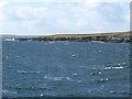 HU5698 : South end of Linga by Oliver Dixon