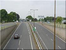 NT1772 : Gogar Roundabout underpass by Alan Murray-Rust