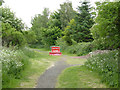 NT2172 : Footpath Closed by Alan Murray-Rust