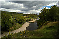 NH5890 : The River Carron by Donald H Bain