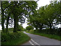 TM4583 : Southwell Lane by Adrian Cable