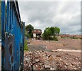SJ9495 : Demolition of Carrfield Mill by Gerald England