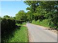 TM4584 : Southwell Lane, Sotterley by Roger Jones