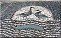 NY0603 : Gosforth Mosaic by Anne Burgess