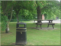 TM2750 : Corner of Melton Playing Fields by Ed of the South