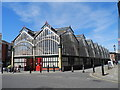 SJ8990 : Stockport Market Hall by John Topping