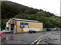 SO2104 : Abertillery MoT Centre by Jaggery