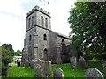 NY7287 : St Peter's Church, Falstone by Bill Henderson