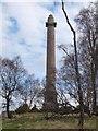 NH8708 : Duke of Gordon's Monument, Alvie by Jim Barton