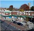 ST6270 : Brislington Hill shops, Bristol by Jaggery