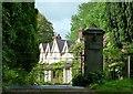 SO2476 : Nantiago house, Llanfair Waterdine by Peter Evans