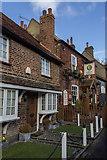 TQ0487 : The Green Man Public House, Denham, Buckinghamshire by Christine Matthews