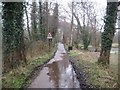 TQ0046 : Shalford: Former LB&SCR Horsham & Guildford Line (1) by Nigel Cox