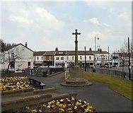 SD3347 : Fleetwood's First War Memorial by Gerald England