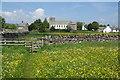 NY5217 : Path to Bampton Grange by Bill Boaden