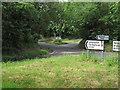 TL6932 : Cross Roads near Justice's Hill, Finchingfield by Roger Jones
