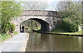 NT1870 : Canal Bridge by Anne Burgess